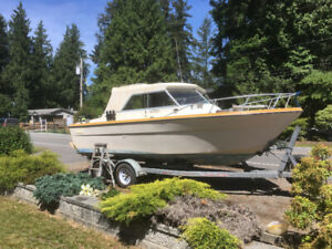 Helping my dad sell his boat.