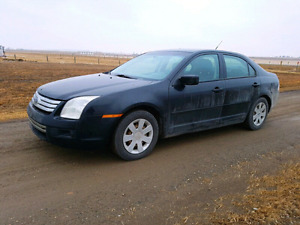 2008 ford fusion 4cyl