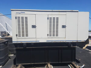GENERATOR - Commercial-100 KW - 125 KVA - Incl - Transfer Switch