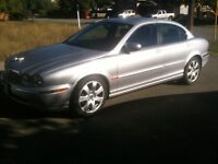 2006 Jaguar X-TYPE LEATHER Sedan