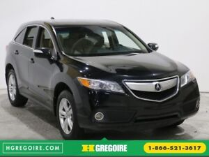 2014 Acura RDX AWD MAGS BLUETOOTH CAMERA RECUL CUIR TOIT OUVRANT