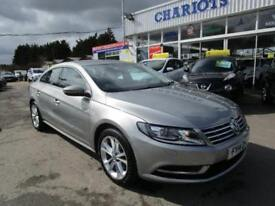2014 Volkswagen 2.0 TDI BlueMotion Tech CC 4dr
