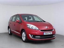 2013 RENAULT GRAND SCENIC 1.5 dCi Dynamique TomTom MPV 7 Seats