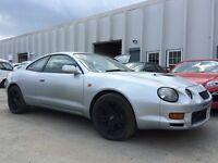 1994 Toyota Celica GT Four.   Right-hand Drive