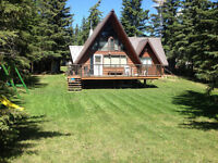 Skeleton Lake Lakefront cabin within Harnaha Beach