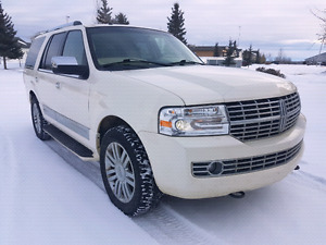 2007 lincoln navigator fully.loaded low kms suv 4x4