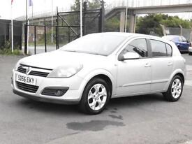 Vauxhall Astra 1.7CDTi, 2007 SXi, Silver, 3 Months Warranty, 1 Years Mot
