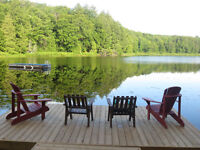 Enjoy the peace and quiet with this family cottage getaway!