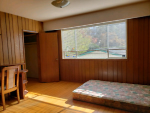 LARGE Furnished Room few Mins Walk to Langara/49th Skytra