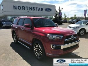 2015 Toyota 4Runner Limited Package 7-Passenger  - $296.94 B/W