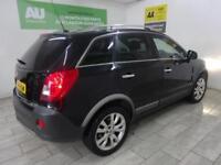 Black Vauxhall Antara 2.2CDTi Auto SE NAV ***FROM £177 PER MONTH***