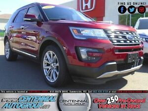 Ford Explorer Limited 2016