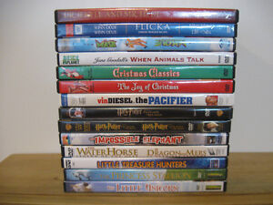 Assortment of DVDs Prince George British Columbia image 2