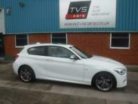 2015 BMW 1 Series 3.0 M135i Auto (s/s) 3dr Hatchback Petrol Automatic