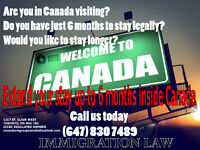 Extend your stay in Canada as a visitor