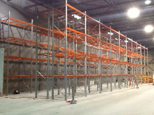 PALLET RACKING INSTALLATION AND RELOCATION SPECIALIST.