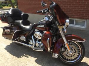 2011 Harley Davidson FLHTK limited