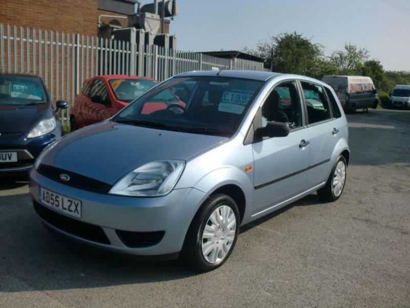 2006 55 FORD FIESTA 1.2 STYLE 5D 74 BHP