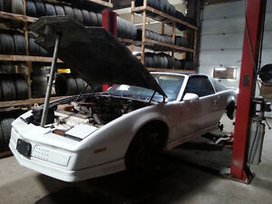84 Trans Am 15th Anniversary Project