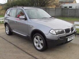2005 BMW X3 2.0d Sport Diesel