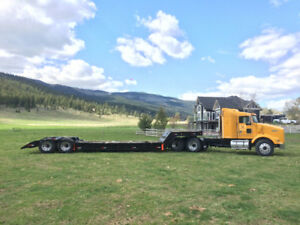 1997 Kenworth T800 Low-Bed