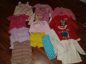 Size 18 month lot for $7