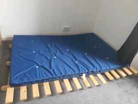 Futon Bed and Mattress