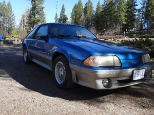 1990 Ford Mustang GT 5 Litre