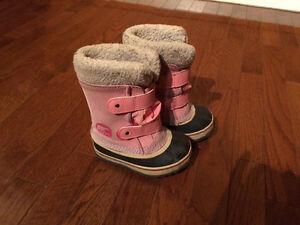 Size 8 Sorel Winter Boots