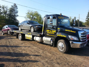 We'll buy and remove your used or scrap car