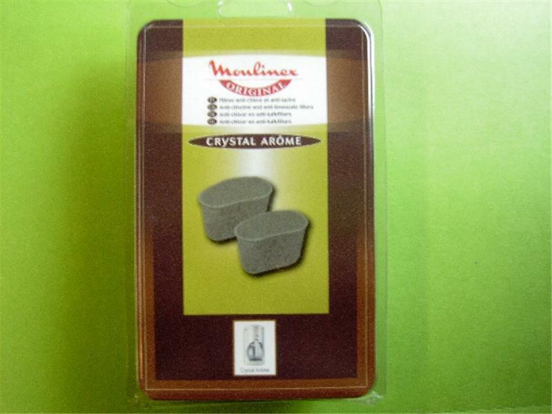 4x MOULINEX AW6401 kompatibler ANTI-CHLOR-FILTER Wasserfilter4erPack kompatibel