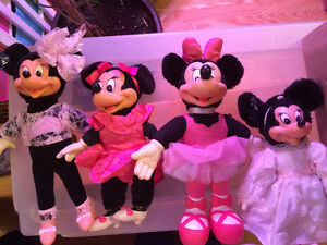 Minnie mouse de Collection Applause