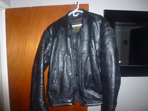 real mc coy real leather jacket