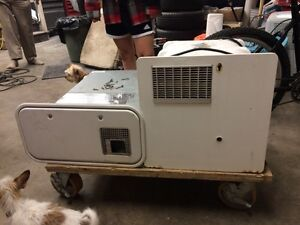 RV furnace and water heater