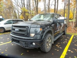 """2014 Ford F-150 FX4 3.5L V6 """"AS IS"""""""