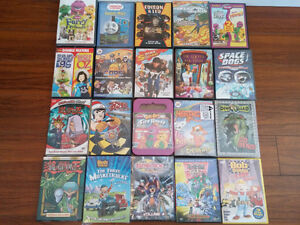 Online Bidding: 20 New Kids Movies to Bid On (Taking best offer)