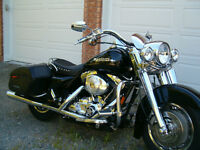 FLHRS Custom Road King