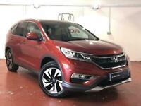 2015 Honda CR-V 1.6 i-DTEC EX Auto Station Wagon Diesel Automatic