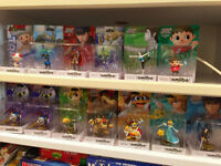 AIIMBO COLLECTION - Marth, Villager, Pit, Falcon, Robin, Mac etc