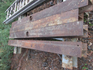Steel I-Beams