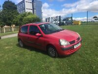 Renault Clio dci, 2002, 130k mot 6 months , drives superb , ready to go bargain £620 no offers