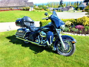 2009 Harley Davidson Electra Glide Ultra Classic