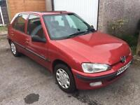 Peugeot 106 1.1 XL Independence Limited Edition 5dr | ONLY 56,000 Miles