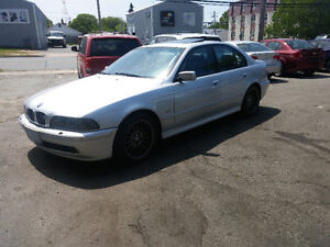 Dream Driving Car, 2003 BMW 5-Series, NEW MVI