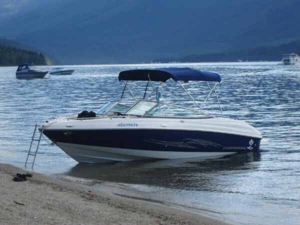 Used 2007 Chaparral ssi 204