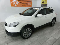 2012 Nissan Qashqai 1.5dCi 2WD Tekna, PAN ROOF! ***BUY FOR ONLY £40 PER WEEK***