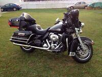 2011 Harley Davidson Electra Glide Ultra Classic