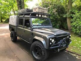 Land Rover Defender 130 2.5 TD5 COUNTY HIGH CAPACITY 5Seats,P15,£5kSpent,110