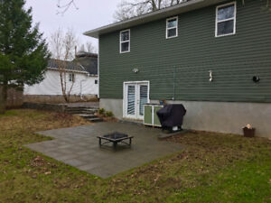 Modern 2 Bedroom Lower Unit with Private Patio