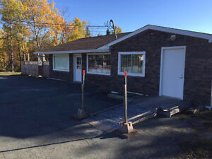 commercial / office space for rent in elmsdale area .